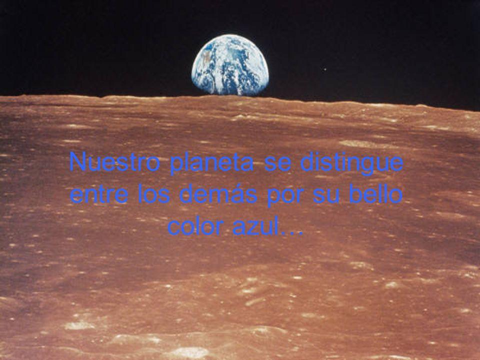Amemos nuestro planeta tierra, no terminemos con él…