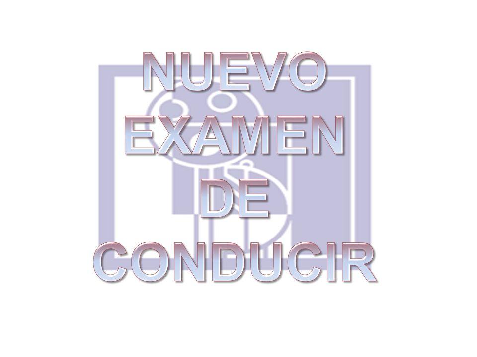 ÍNDICE I.INTRODUCCIÓN.II.PRINCIPALES NOVEDADES EN EL EXAMEN PRÁCTICO.