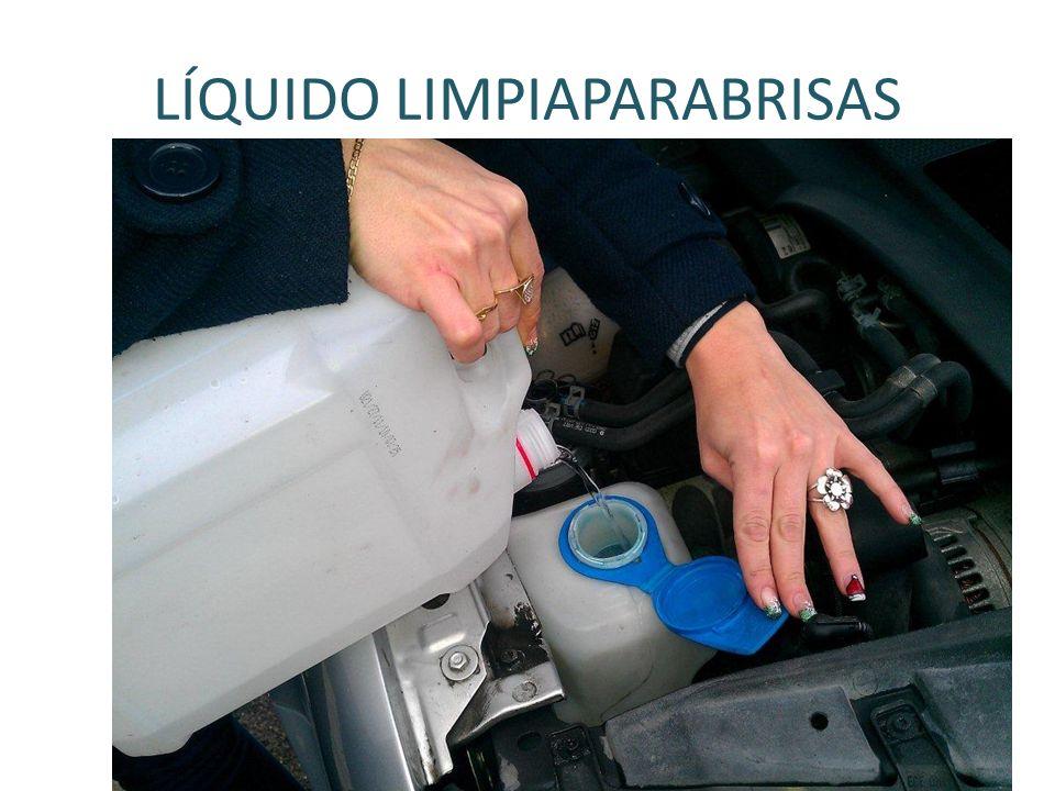 LÍQUIDO LIMPIAPARABRISAS