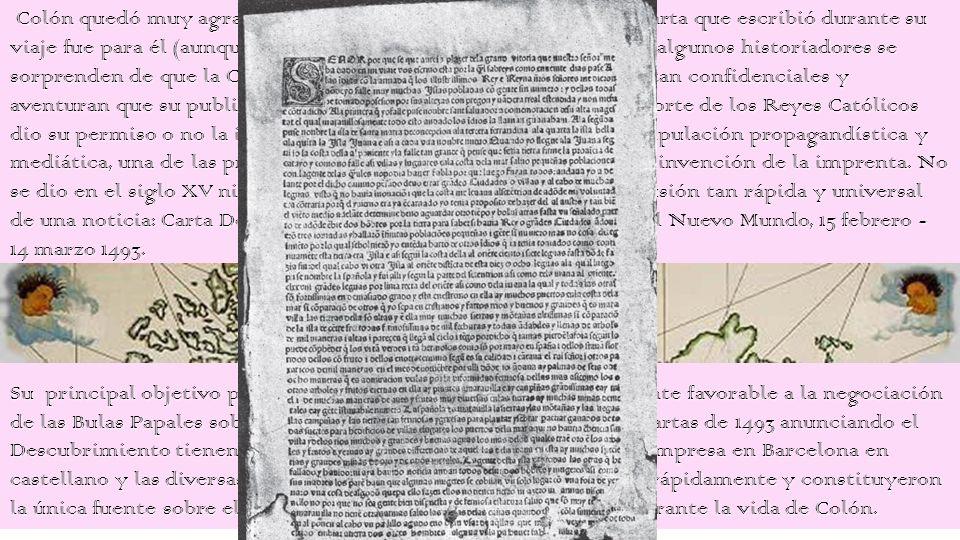 El acuerdo y las condiciones derivadas de la expedición de Colón se reflejan en las llamadas Capitulaciones de Santa Fe, que fueron firmadas por Santá