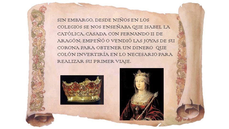EN EL FRONTAL UNA INSCRIPCIÓN QUE DICE: A Luis de Santángel. Generoso cooperador del descubrimiento de América. La ciudad de Valencia. MCMXXI EN EL RE