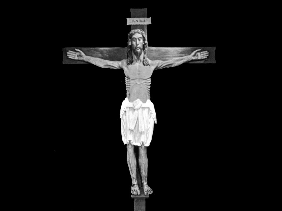 En ella comenzaría a ser muy venerada la imagen del Santo Cristo Crucificado que actualmente se sigue venerando.