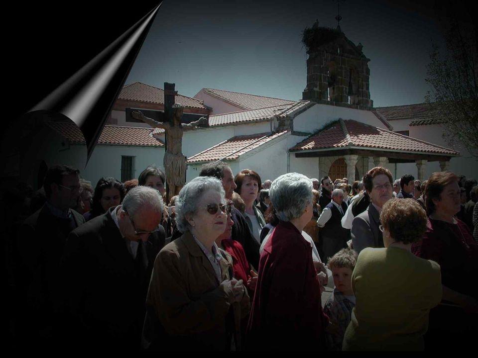 la imagen del Santo Cristo nunca se saca de Cabrera (2)