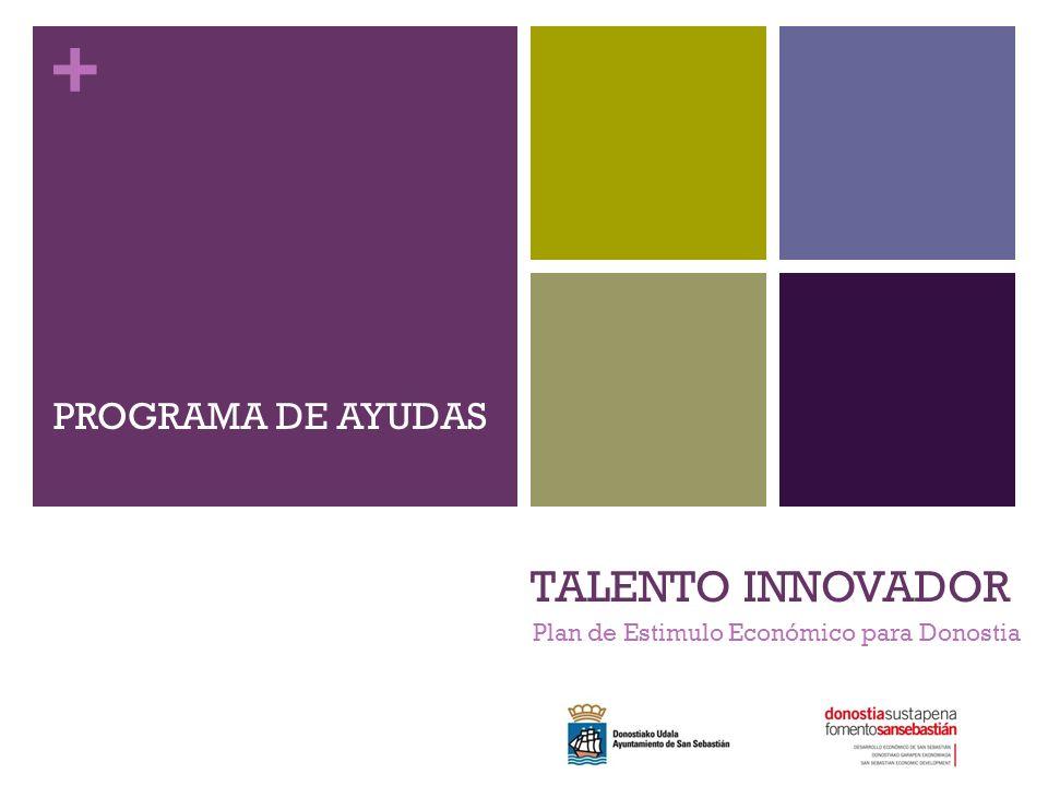 + OBJETO Para incentivar el desarrollo de proyectos de vanguardia basados en el conocimiento y la innovación y con impacto en el desarrollo futuro de la ciudad incorporando a los mismos, jóvenes cualificados menores de 30 años y en situación de desempleo.
