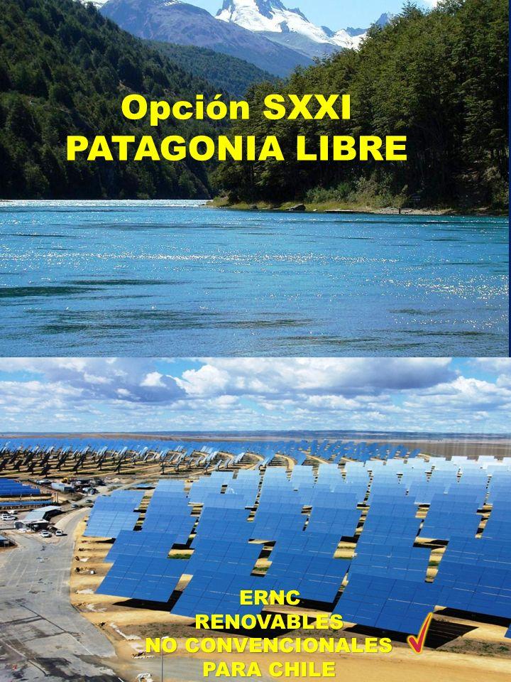 Opción SXXI PATAGONIA LIBRE