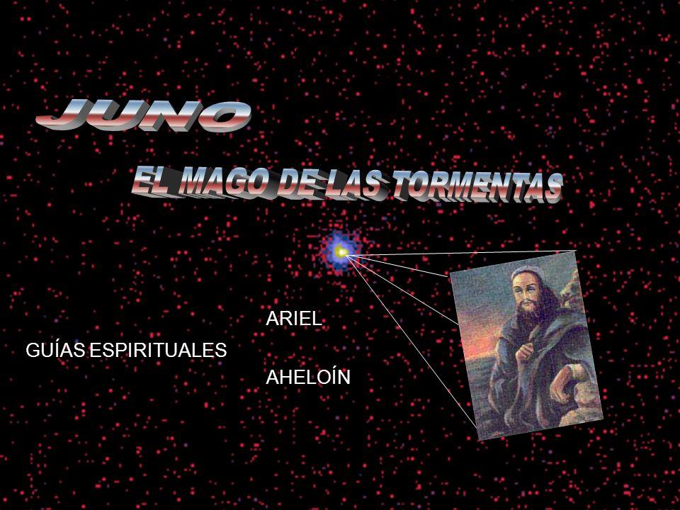 GUÍAS ESPIRITUALES ARIEL JUNO AHELOÍN