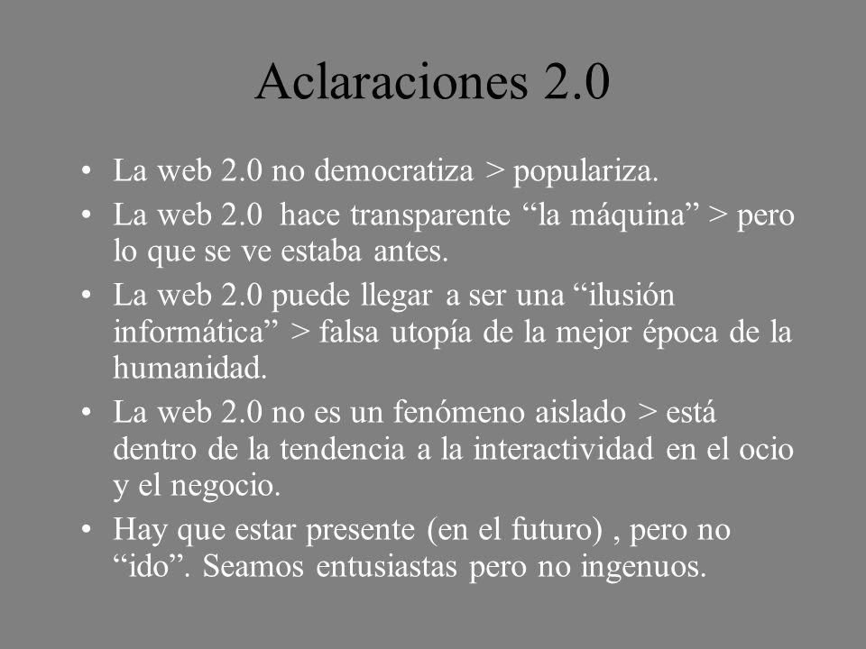 Mucha web 2.0