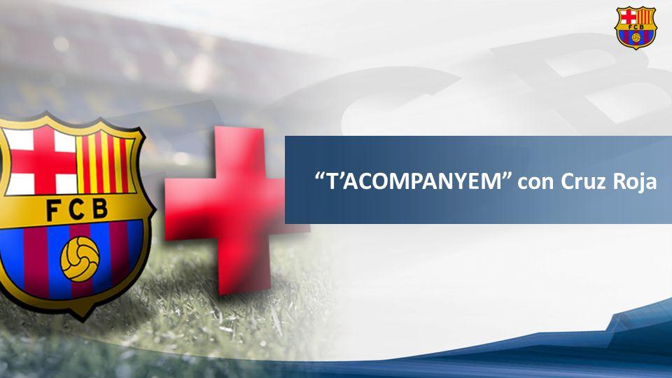 TACOMPANYEM con Cruz Roja