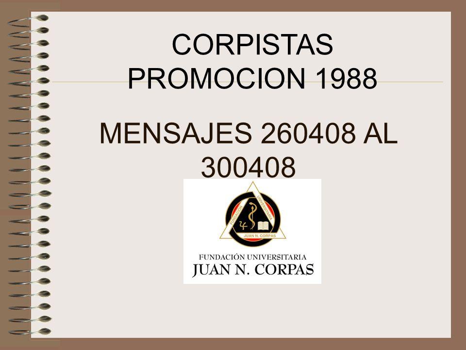 JUAN CARLOS GRANADOS VILLA juancla1209@hotmail.com Hola compañerita........