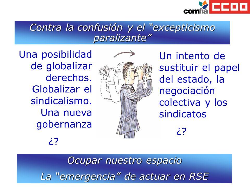 Organismo independiente capaz de servir de complemento a la actividad de las empresas, colaborando con el sector privado, y a la vez velando por que el concepto de RSC no se desvirtue y porque su implantación en España sea plena y satisfactoria.