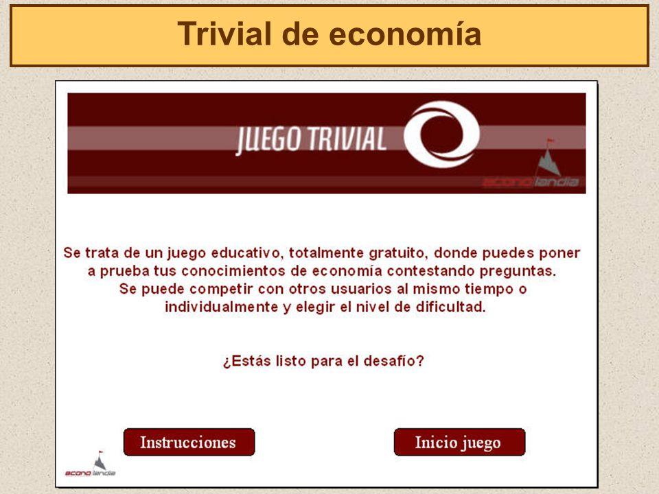 Trivial de economía