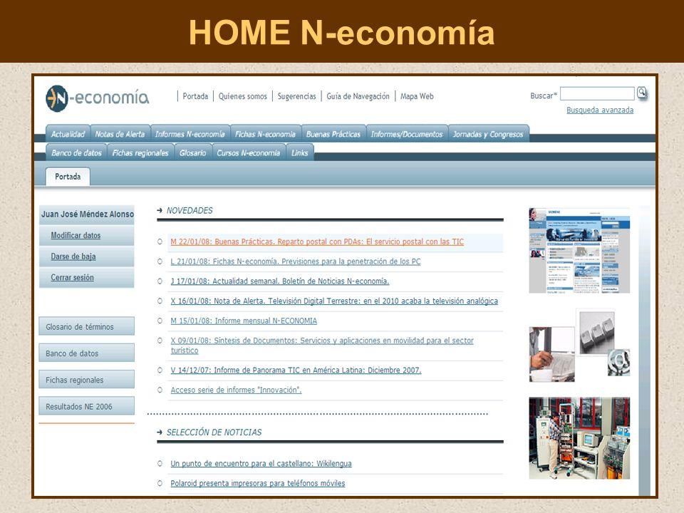 HOME N-economía