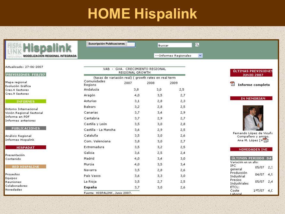 HOME Hispalink