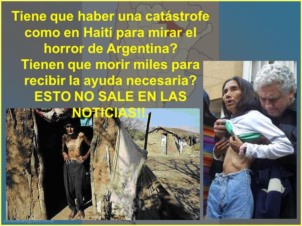 sonialilianafio@yahoo.com.ar Por Favor, no hagas como Cristina… NO MIRES PARA OTRO LADO !!!!