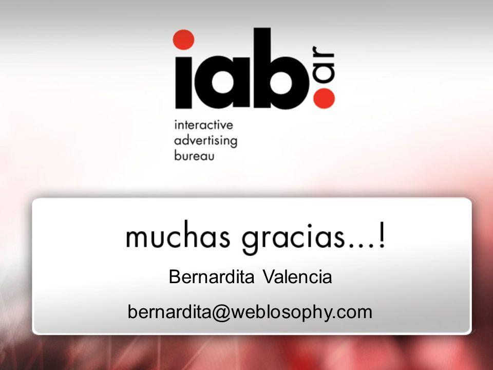 Bernardita Valencia bernardita@weblosophy.com