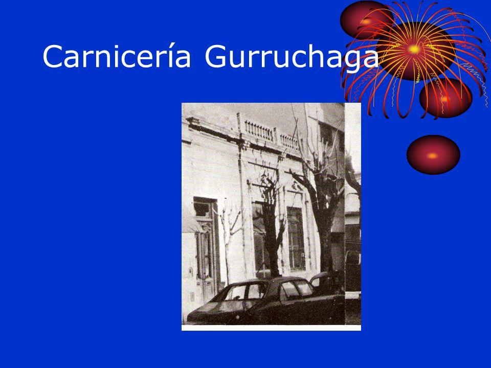 Carnicería Gurruchaga