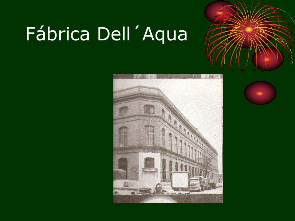 Acá nació el barrio … Fábrica Nacional del Calzado Más de 2.000 obreras y obreros
