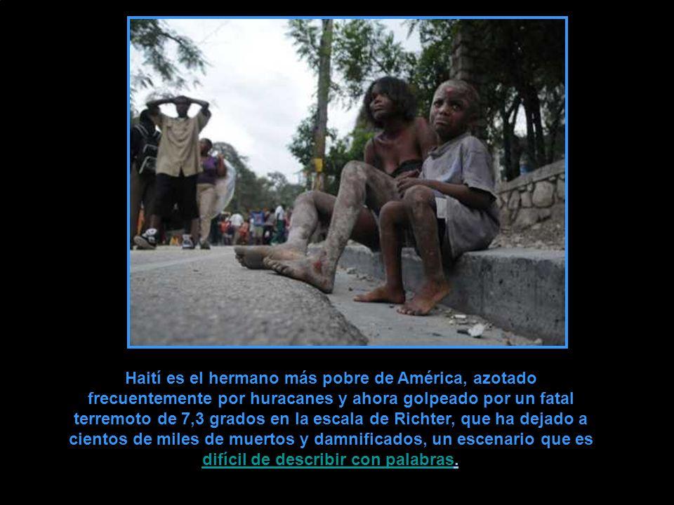 Por Favor, Ayudemos A Nuestros Hermanos Haitianos