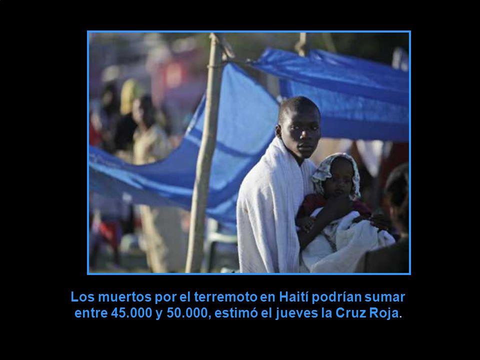 Haití es el hermano más pobre de América, azotado frecuentemente por huracanes y ahora golpeado por un fatal terremoto de 7,3 grados en la escala de Richter, que ha dejado a cientos de miles de muertos y damnificados, un escenario que es difícil de describir con palabras.