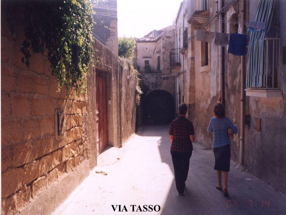 Casa Natal - Cettina en calleja de Vizzini