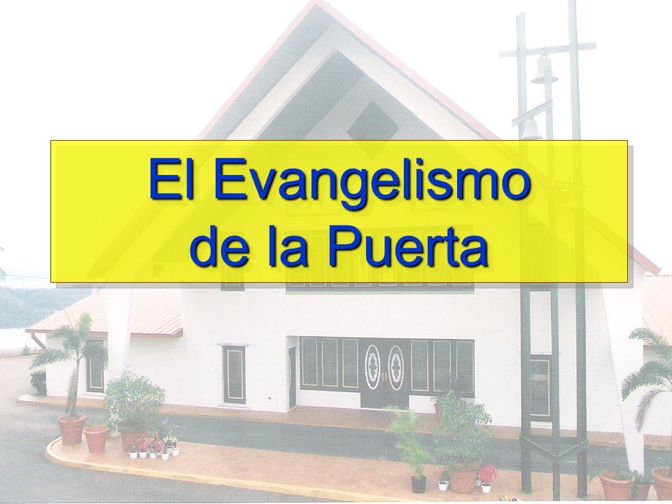 El Evangelismo de la Puerta