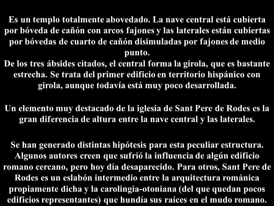 MONASTERIO DE SAN PERE DE RODES