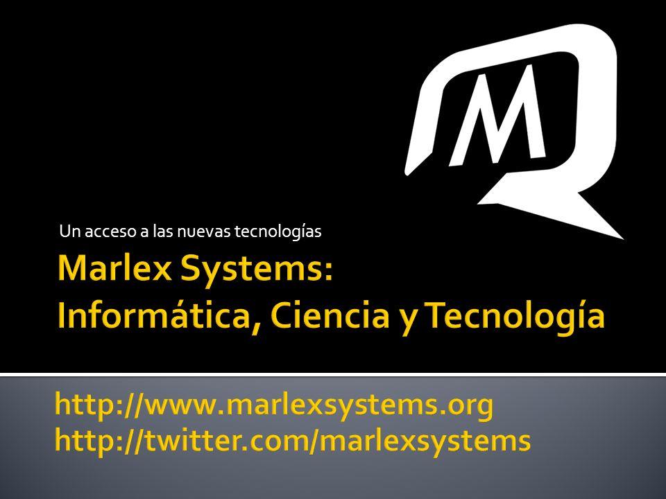 Nuestro weblog se destaca como un portal de noticias de informática, ciencia y tecnología enfocado neutralmente a cualquier área de habla hispana, principalmente usuarios ajenos a nuestro país.