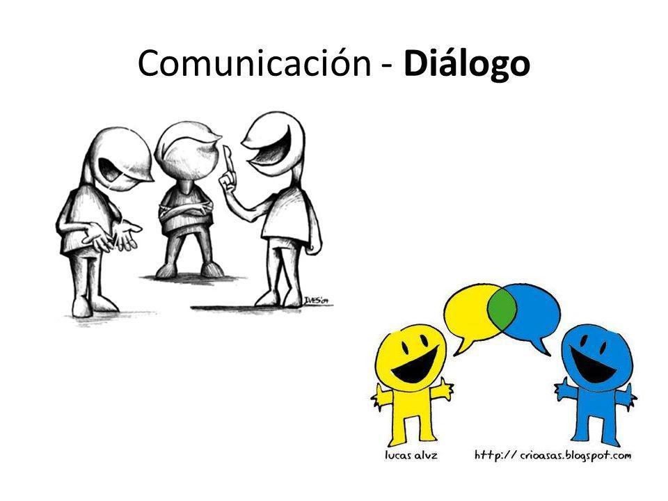 Comunicación - Diálogo