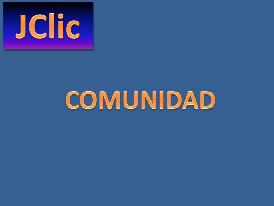 http://clic.xtec.cat/es/ NOTICIAS VINCULOS CON PAISES Y REGIONES FOROS DE DISCUSION PROYECTOS DISPONIBLES