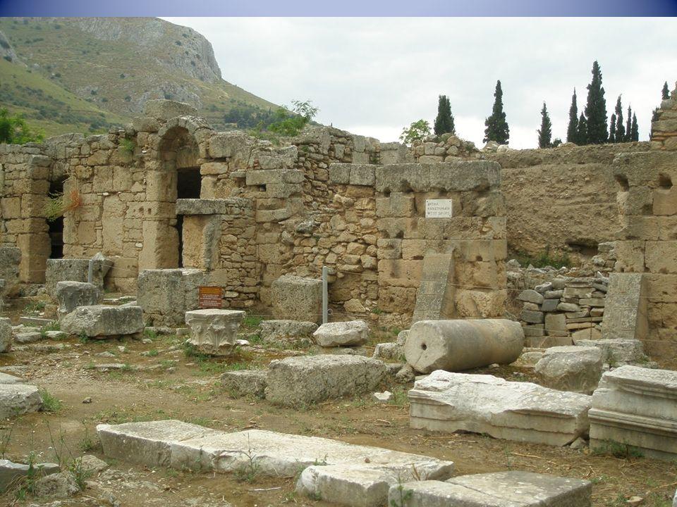 En la primavera del año 52 d.C., el Senado romano nombró un nuevo procónsul llamado Galión para el gobierno de la provincia de Acaya (Grecia). Acusaro