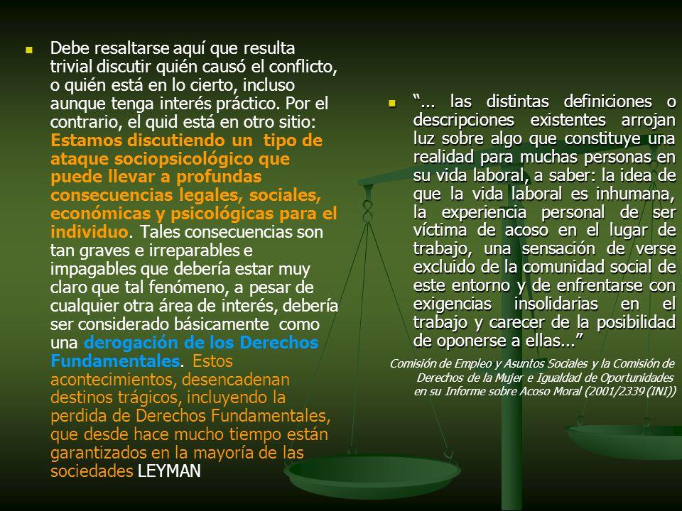 Fases Jurídicas del AMT intimidación, dolo, tortura Las fases del AMT descritas por la Psicología social.