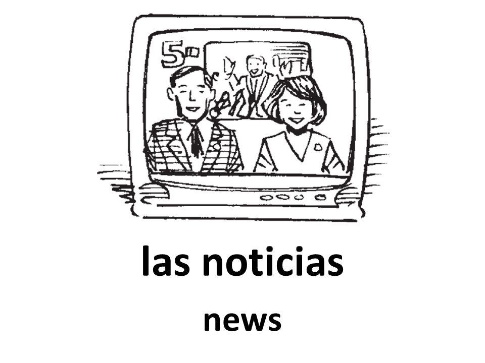 las noticias news