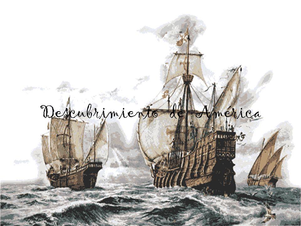 Cristóbal Colón el descubridor de América fue un marinero que siempre apoyo la teoría de que la Tierra era redonda y que si se navega siempre hacia el Oeste se podría llegar a las Indias.