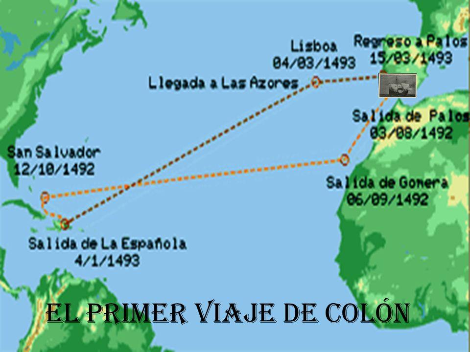 El primer viaje de colon: La mayoría de la tripulación era de Palos; sólo quince expedicionarios no eran andaluces: diez vascos y cinco extranjeros.
