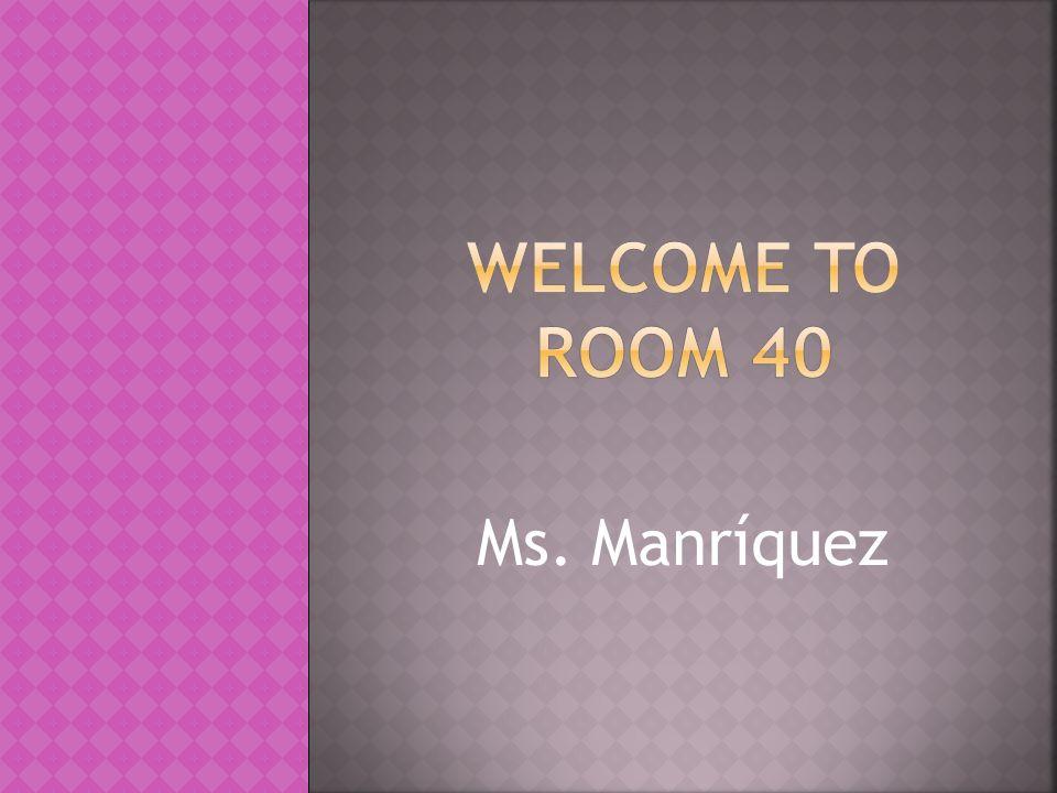 Ms. Manríquez