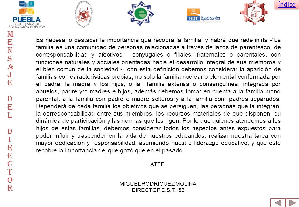 Índice Tutores de grupo N.P. NOMBRE DEL MAESTRO (A)GRADO/GRUPO 01 PROFRA.