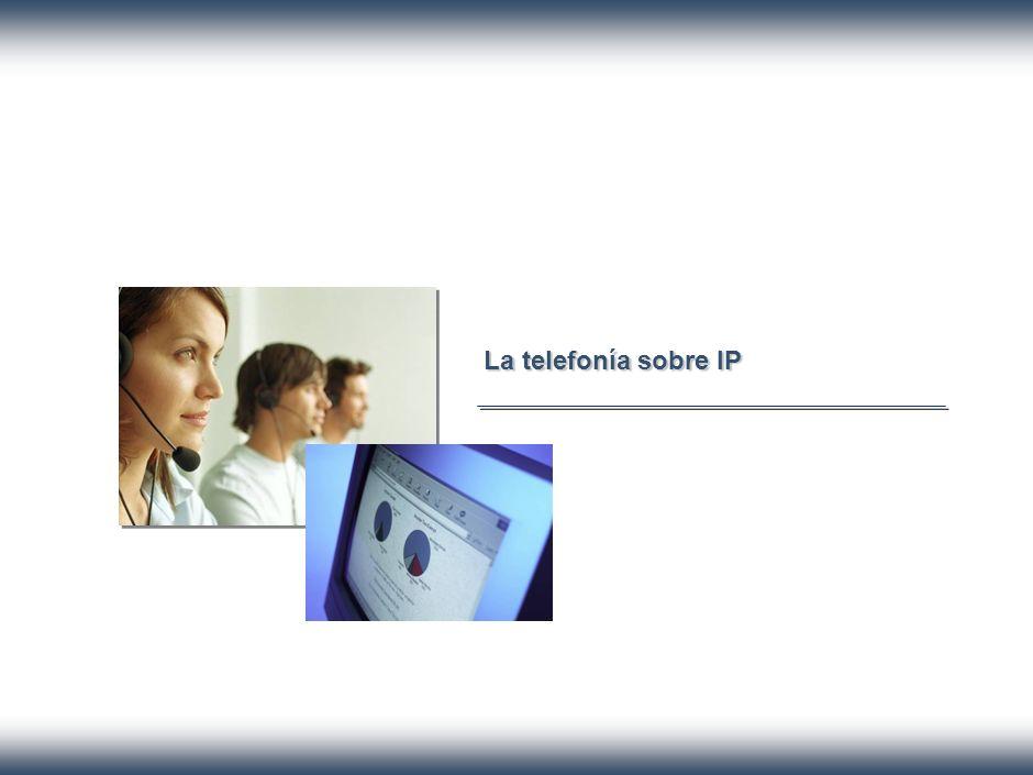 La telefonía sobre IP