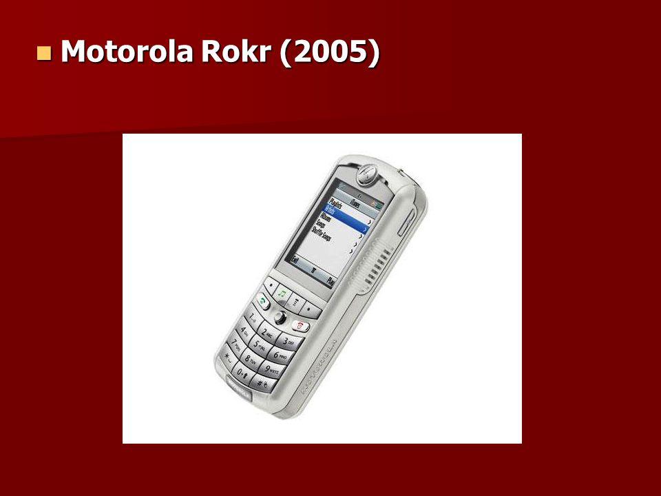 Motorola Rokr (2005) Motorola Rokr (2005)