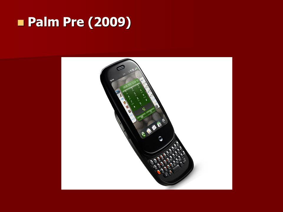 Palm Pre (2009)