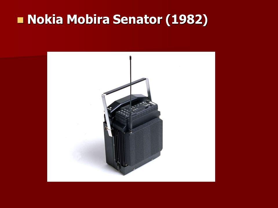 Nokia Mobira Senator (1982) Nokia Mobira Senator (1982)