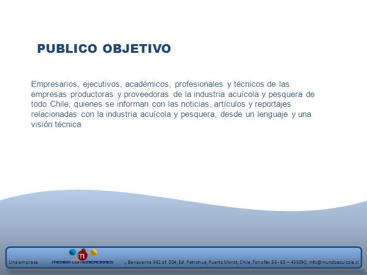 SOPORTES COMUNICACIONALES Una empresa, Benavente 561 of.