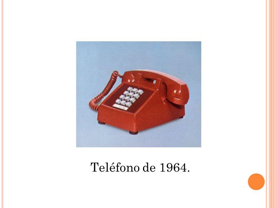 Teléfono celular de 1979.