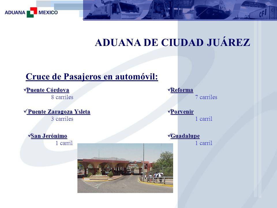Ahora se ofrece el servicio de Importación por la Plataforma de Córdova las 24 hrs.