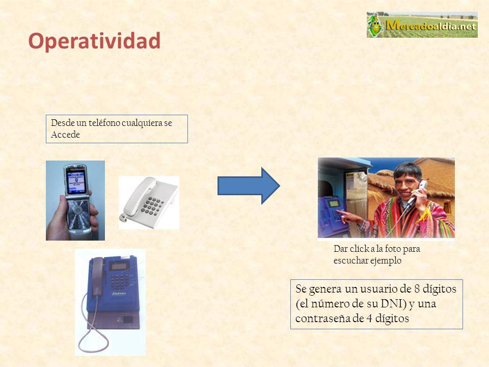 www.mercadoaldia.netwww.mercadoaldia.net genera información de las principales variables de mercado a través de la investigación y consulta diaria en las principales ferias y mercados.