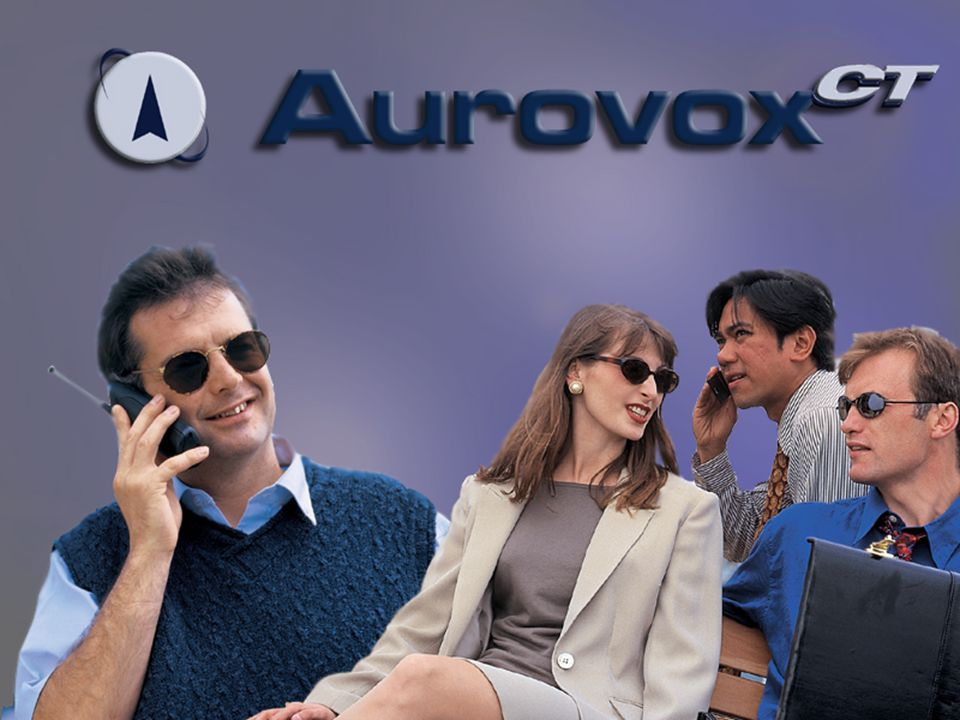 www.aurovox.com.mx Administración total de manera remota, desde cualquier PC Soporte técnico especializado las 24 horas del día Reentrenamiento y capacitación a un costo muy accesible Recomendado para equipos instalados en oficinas remotas o lejos del proveedor de servicios de telecomunicación.