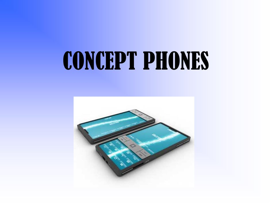 INDEX Conclusiones Definición y características Tipos Conceptos Híbridos Conceptos Funcionales Conceptos Tecnológicos