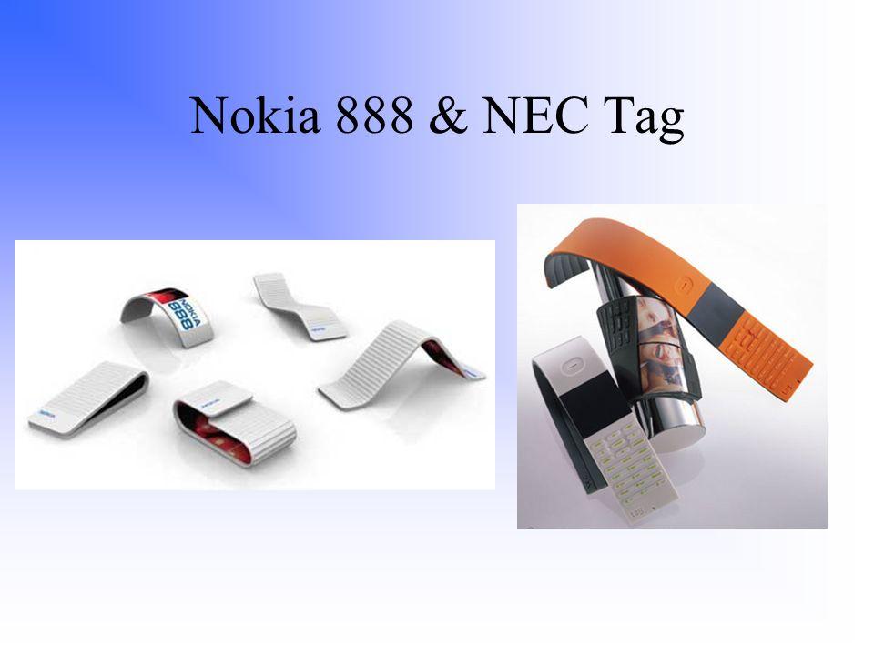 Nokia 888 & NEC Tag