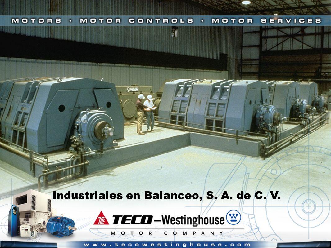 Industriales en Balanceo, S. A. de C. V.