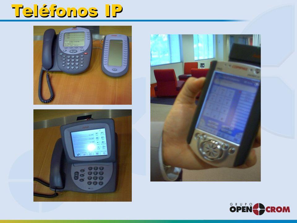 Teléfonos IP