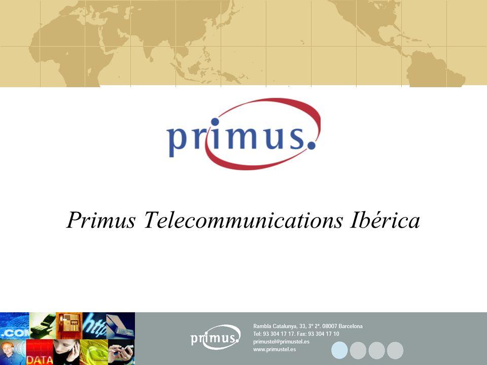 Primus Telecommunications Ibérica